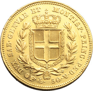 Reverse image of coin 649