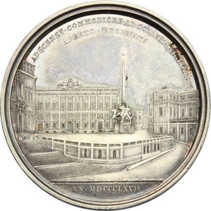 Reverse image of coin 741
