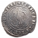 D/ Zecche Italiane -Messina.Federico III (1296-1337).PierrealeAG. Grammi 3,06. BB+