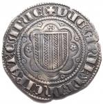 R/ Zecche Italiane -Messina.Federico III (1296-1337).PierrealeAG. Grammi 3,06. BB+
