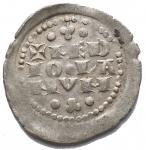 D/ Zecche Italiane.Milano.Federico I di Svevia (1151-1190).Denaro scodellato.Murari 16-17.AG.gr 0,89. mm 17,4 x 17,7.BB-qSPL/BB+