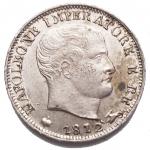 R/ Zecche Italiane - Milano. Napoleone I.5 Soldi 1812. Pagani 63.SPL-FDC