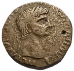 D/ Barbariche - Claudio I. Grande bronzo di zecca incerta. gr 17,5. mm 32,1. qBB.