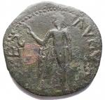 R/ Barbariche - Nerone Druso. Bronzo ibrido. gr 13,8. mm 31,7 x 31,1. BB+. Patina verde. Raro