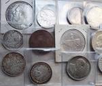 D/ Lotti - Monete e Medaglia italiane e estere. Insieme di 13 pezzi