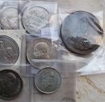 R/ Lotti - Monete e Medaglia italiane e estere. Insieme di 13 pezzi