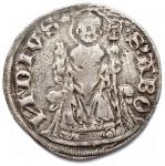 D/ Zecche Italiane.Como.Repubblica Abbondiana (1447-1448).Grosso.CNI 1/3 B. 656.RRR.AG.BB