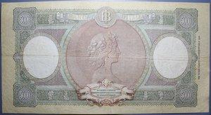 obverse: REPUBBLICA ITALIANA 5000 LIRE 24/3/1955 REGINE DEL MARE MEDUSA  BB (FORO CENTRALE)