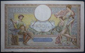 D/ FRANCIA 100 FRANCS 28.1.1937 BB+
