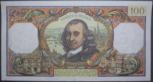 D/ FRANCIA 100 FRANCS 01.09.1977 SPL