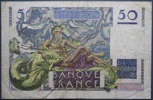 D/ FRANCIA 50 FRANCS 03.10.1946 BB+
