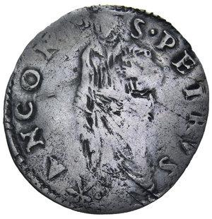 R/ STATO PONTIFICIO MARCELLO II 1555 GIULIO ANCONA AG. 2,80 GR. qBB/MB-BB
