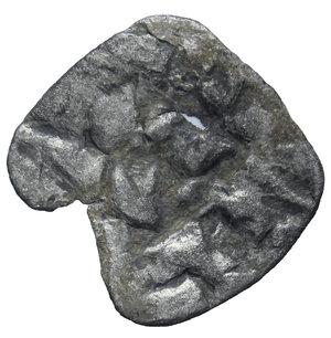 R/ LUCCA ANONIME 1125-1180 DENARO ENRICIANO 0,51 GR. MB