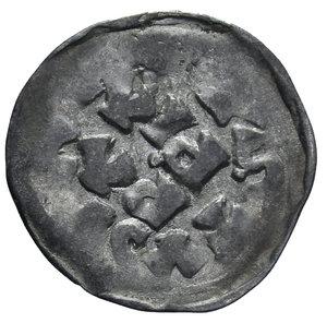 D/ PAVIA OTTONE I 936-973 DENARO AG. 1,12 GR. qBB