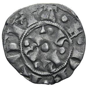 D/ ROMA MONETAZIONE ANONIMA 1370-1377 BOLOGNINO AG. 1,14 GR. BB+