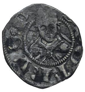 R/ SULMONA CARLO DI DURAZZO 1382-1385 BOLOGNINO AG. 0,69 GR. BB