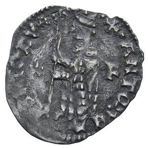 D/ VENEZIA ANTONIO VENIER 1382-1400 SOLDINO AG. 0,48 GR. BB