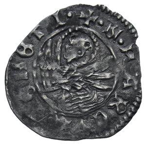 R/ VENEZIA ANTONIO VENIER 1382-1400 SOLDINO AG. 0,48 GR. BB