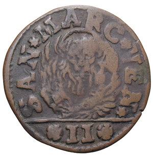 R/ VENEZIA GAZETTA 2 SOLDI 1688-1690 5,54 GR. qBB