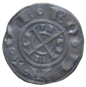 D/ VERONA FEDERICO II DI SVEVIA 1218-1250 GROSSO 20 DENARI AG. GR. 1,44 BB-SPL SIGILLATA NUMISMATICA ESTENSE