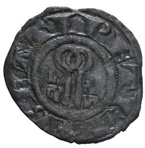 R/ VITERBO SEDE VACANTE 1268-1271 DENARO 0,60 GR. qBB