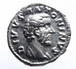 D/ Impero Romano. Antonino Pio. 138-161 d.C. Denario. Ag. D\ DIVVS ANTONINVS Testa laureata verso destra. R\ CONSECRATIO Pira funebre. RIC.438. Peso 3,35 gr. Diametro 17 mm. BB+.