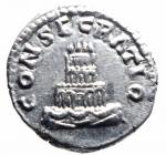 R/ Impero Romano. Antonino Pio. 138-161 d.C. Denario. Ag. D\ DIVVS ANTONINVS Testa laureata verso destra. R\ CONSECRATIO Pira funebre. RIC.438. Peso 3,35 gr. Diametro 17 mm. BB+.
