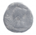 obverse: Mondo Greco. Bruttium. I Brettii, ca. 215-210 a.C. Obolo. AE. D/ Testa di Atena a sinistra indossa elmo corinzio. R/ BPETT-IΩN, civetta a destra. HNItaly 1945; SNG ANS 69. Peso 2,18 gr. Diametro 14,00 mm. >BB. Patina. R.°°°