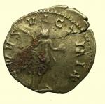 R/ Impero Romano Salonina 254-268 d.C. Antoniniano Ag : D\ SALONINA AVG Testa diademata verso destra R\ VENVS VICTRIX Venus in piedi verso destra con foglia di alma e mela RIC V8 Peso 2,5 gr Diametro 22 mm BB