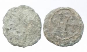 D/ Barbari. I Vandali in Nord Africa. Gaiserico. 427-477 d.C. Lotto di 2 nummi.Mediamente MB\BB. R.___
