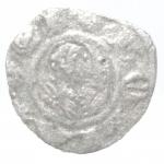 obverse: Zecche Italiane. Arezzo. Repubblica (XIII sec.). Denaro Piccolo, 1250. MIR 10. AG. Peso 0,31 gr. MB.___