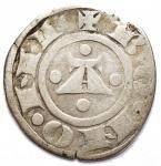 obverse: Zecche Italiane - Bologna. Repubblica (1191-1337). Bolognino grosso. gr 1,14. mm 18,5. B.362. AG. MB-qBB