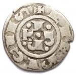 reverse: Zecche Italiane - Bologna. Repubblica (1191-1337). Bolognino grosso. gr 1,14. mm 18,5. B.362. AG. MB-qBB