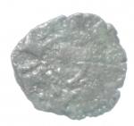 reverse: Zecche Italiane. Ferrara. Nicolo  III d Este IV. Bagattino. MIR 226. Peso 0,25 gr. MB.___