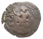 reverse: Zecche Italiane - Firenze. Ferdinando I de Medici (1587-1608). Crazia. MI. g. 0.57
