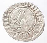 obverse: Zecche Italiane.Galeazzo II Visconti (1354-1378). Sesino . D\Scudo, elmo e cimiero /R Tizzone e secchie Crippa 3; MIR 109 (MI g. 0,80.BB+