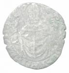 obverse: Zecche Italiane. Milano. Gian Galeazzo Visconti. 1395-1402. Soldo. AG. Cr.9 MIR 124. Peso gr. 1.76. MB.___