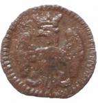 obverse: Zecche Italiane. Modena. Rinaldo d Este. 1706-1737. Sesino.Peso 0,71 gr. BB+.___