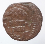 reverse: Zecche Italiane. Modena. Rinaldo d Este. 1706-1737. Sesino.Peso 0,71 gr. BB+.___