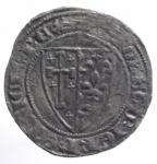reverse: Zecche Italiane. Napoli. Carlo II d Angiò (1285-1309). Saluto. P.R. 2.Peso 2,60 gr. AG. BB.**
