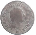 obverse: Zecche Italiane. Napoli. Ferdinando IV. 1759-1825. Dieci tornesi 1798 in rame. qBB.ççç