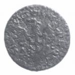 reverse: Zecche Italiane. Palermo. Vittorio Amedeo II (1713-1718). 3 piccioli 1716. MIR 703d. AE. R. MB.ççç