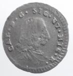 obverse: Zecche Italiane. Palermo. Carlo di Borbone (1734-1759). Mezzo tarì 1751. MIR 582. Sp. 140. AG. g. 1.05 BB.ççç