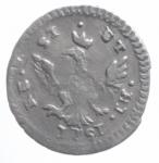 reverse: Zecche Italiane. Palermo. Carlo di Borbone (1734-1759). Mezzo tarì 1751. MIR 582. Sp. 140. AG. g. 1.05 BB.ççç