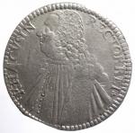 obverse: Zecche Italiane. Ragusa. Repubblica (1358-1808). Tallero rettorale 1770. CNI 301. AG. g. 28.06 BB.**