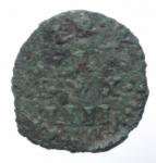 obverse: Zecche Italiane.Reggio Emilia. Ercole II Duca. 1534-1559. Sesino. Cu. CNI.221\255.Bellesia 13. Peso 0,93 gr. MB. RR.___