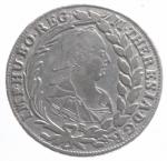D/ Estere.Austria.Maria Teresa 1773.20 Svanziche.Ag.BB.gf