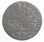 D/ Monete Estere.Germania Karl VI.2 Shilling 1726.Ag.Amburgo.MB.gf