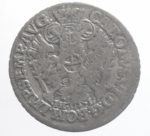 R/ Monete Estere.Germania Karl VI.2 Shilling 1726.Ag.Amburgo.MB.gf