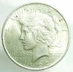 D/ Monete Estere.USA.Dollaro 1923.Ag.BB.